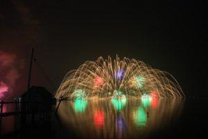 湯梨浜水郷祭