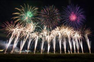 亀岡平和祭保津川花火大会2