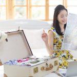 「国内旅行二泊」女性持ち物チェックリスト!